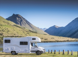 15% Off for Mighty campervan
