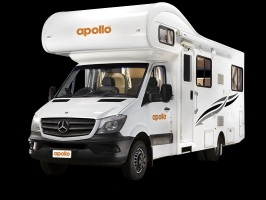 15% Discount for all Apollo Campers - Early Summer Escape