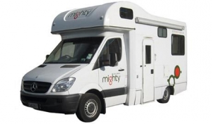 Long hire discount - Book Mighty vehicle for 21+ Days and get 5% off