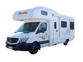 15% Off for Britz campervan