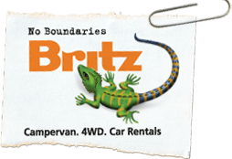 Britz Campervans New Zealand