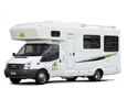 5 Berth - Motorhomes, Campervan Hire or Rental