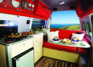 Campervan Holiday