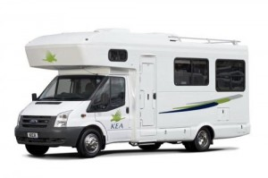 KEA Motorhome For Hire