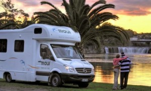 MAUI Motorhome Hire NZ