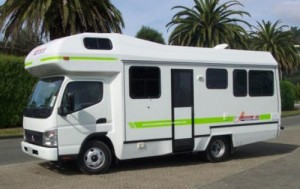 Discover NZ Motorhomes