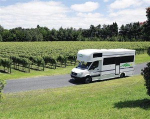 Hire Recreational Vehicle