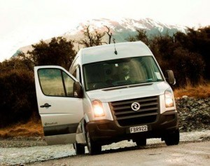 Motorhome hire picton