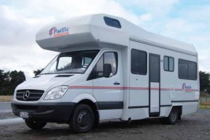 Motorhome Pacific Horizon Automatic