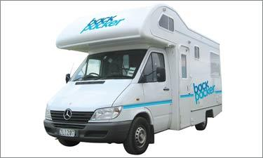 BackPacker Motorhome Hire