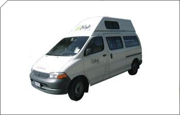 Kiwi Campervan Hire