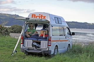Campervan Britz Automatic