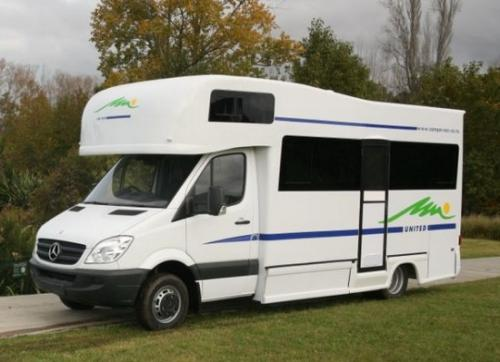 Motorhome  Automatic UNT