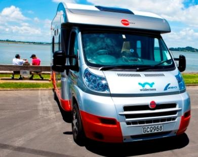 Campervan Automatic Ixeo (WD) - AKL to CHC