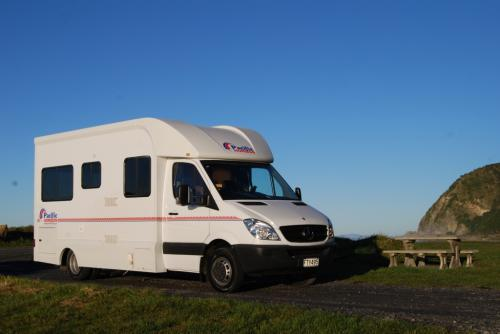 Motorhome (PHZ Special) - Automatic  Model