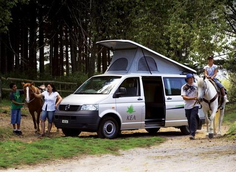 Berth Flip-Top Campervan