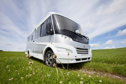 Camper Van Hire in New Zealand