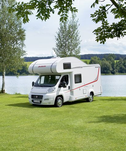Dethleffs Camper  - Campervan Hire NZ