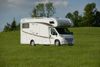 Dethleffs Camper  - Cheap Campervans for Hire