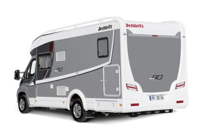 Dethleffs Motorhomes - Camper Vans for Hire