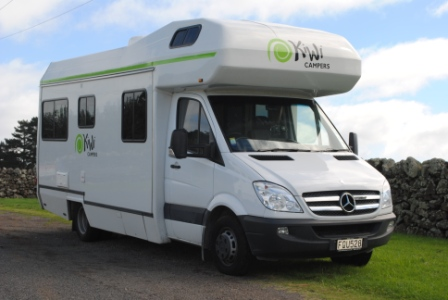 Kiwi Campers  - Campervan Hire NZ