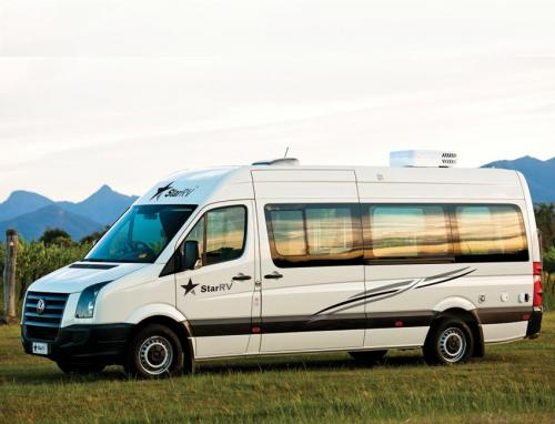 Star RV Campervan Hire