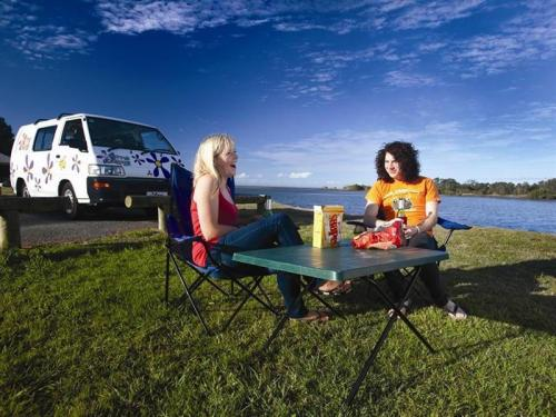 Photo Courtesy – Hippie Camper - 2Berth Budget Campervan