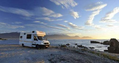RentACampervan.co.nz - Britz Campervans New Zealand