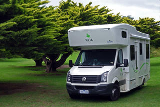 RentACampervan.co.nz - Kea Campers New Zealand