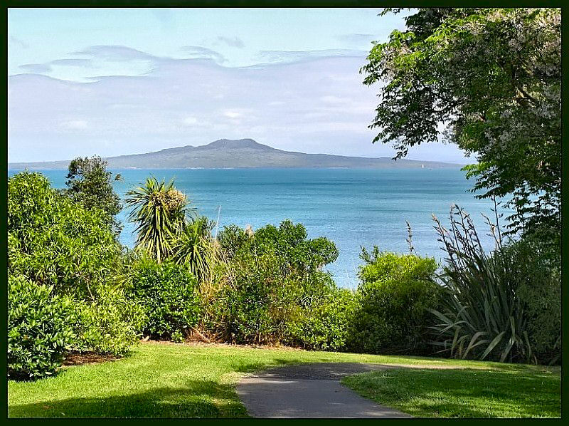 Rangitoto Island Auckland - Campervan Rent NZ