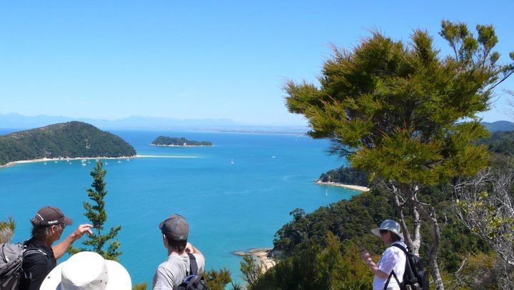 Abel Tasman National Park South Island