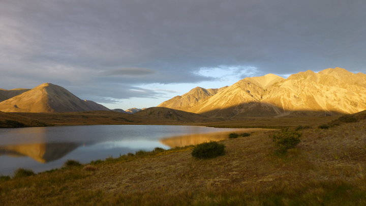 Scenic South Island on your Campervan Hire New Zealand