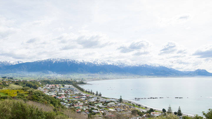 Kaikoura - Motorhome Hire in New Zealand