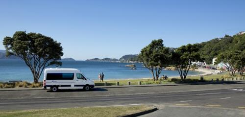 Pacific Horizon - 3 Berth Motorhome Hire New Zealand