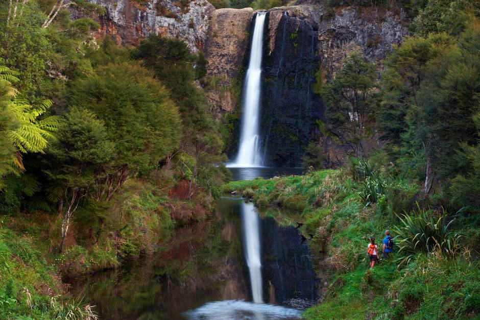 Campervan Hire New Zealand Holiday - Hunua Falls