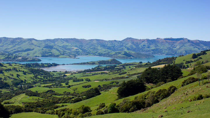 Motorhome Rental Christchurch - Banks Peninsula