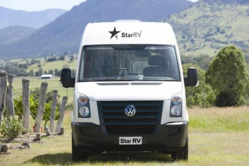 Acacia RentACampervan New Zealand - Star RV Rentals New Zealand