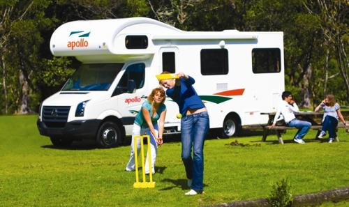 Apollo Motorhome Rentals New Zealand
