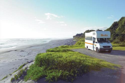 RentACampervan New Zealand - Britz Campervan New Zealand
