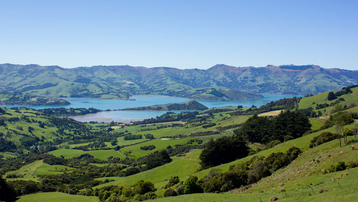RentACampervan New Zealand - Campervan Hire Christchurch - Banks Peninsula