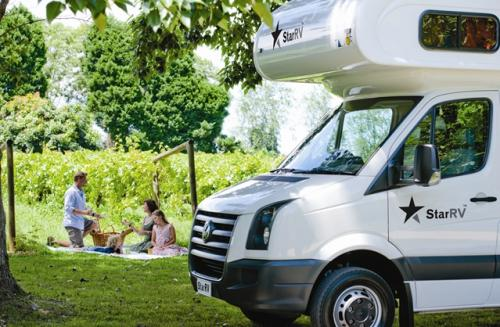 RentACampervan New Zealand - Star RV Rentals