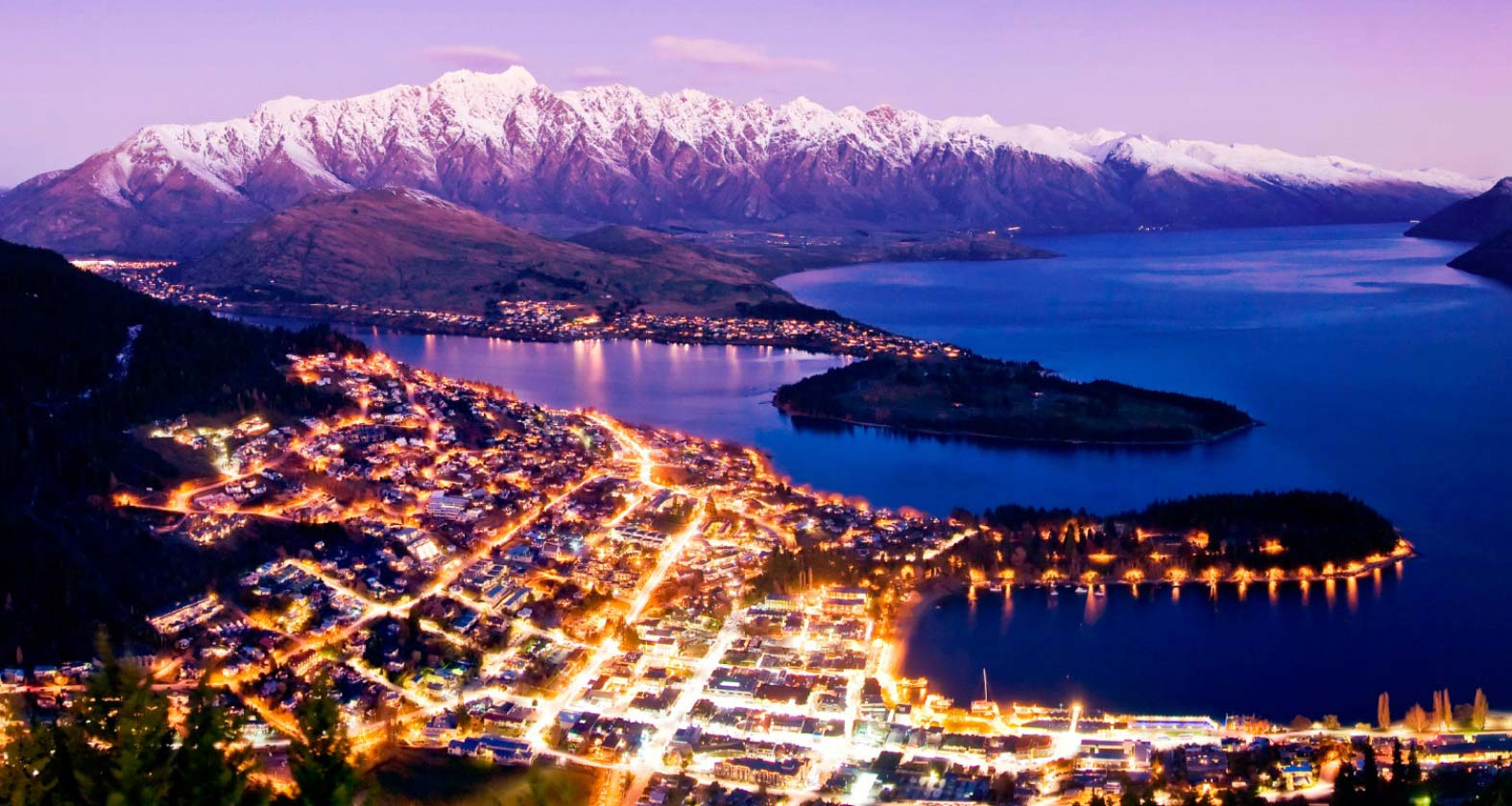 RentACampervan - Campervan Hire New Zealand - Queenstown