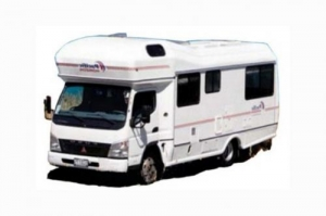 6 Berth Campervan with S/T - Manual (Pacific)