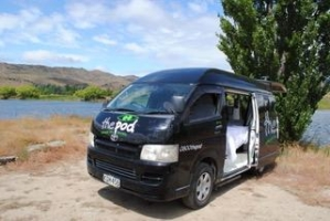 2 Berth Traveler only Toilet - Manual/Auto (Pod Rental)