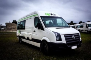 2 Berth Euro with S/T - Manual (Kiwi)