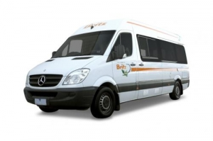 2 Berth Venturer with S/T - Auto (Britz) (2BTSBV)