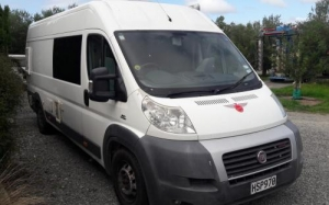 4 Berth Fiat Ducato with Shower/Toilet - Manual (Sweet As Campers)