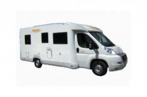 4 Berth AB Ultimate with Shower/Toilet - Manual (Abuzzy)