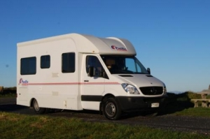 6 Berth Premium SAM with ST - Auto (Pacific)