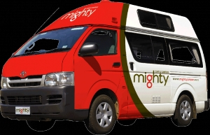 2/3 Berth Jackpot with Toilet only - Manual/Auto (Mighty) (2YXQ)